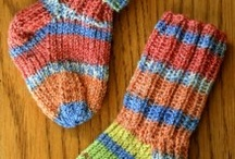 Sock Knitting / by Janet Henze