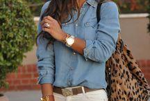 Moda e estilo / Looks para se inspirar