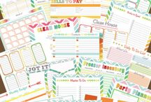 Free Printables for Mamma's DIY