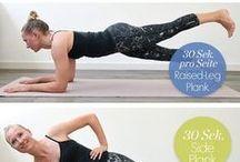 fitnessübungen