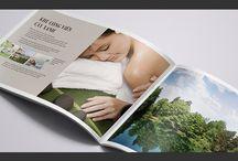 Brochure design REAL ESTATE
