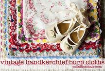 Vintage Handkerchief Ideas
