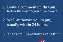 Client Submitted Pictures / Want to show how much fun you had at your company outing?  Whether is you doing activities or just talking to friends we want to see it! To pin here, leave a comment with your company name on the first Windy City Fieldhouse pin. / by WCF Corporate Events