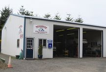 Benchmark Pictures / Various pictures of our sister shop in Kingston, Benchmark Automotive & Tire
