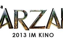 Tarzan 3D - Titel / Titelschriftzug zum Film Tarzan 3D / by Tarzan