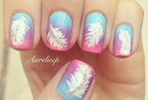 Nagelpflege und Make-Up / hair_beauty