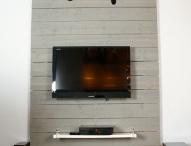 DIY TV Wall