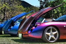 TVR Groups / TVR Car Parts