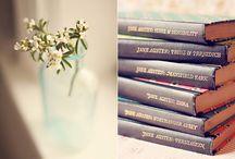Books / by Sarah Santos-Tan