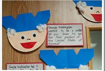 February:  President's Day (Crafts, Storytime & Other Classroom Activities)