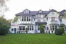 Maison Anglo Normande Villeneuve d'Ascq / Magnifique Maison d'architecte de 1914 entièrement rénovée bâtie sur 1153 m2.