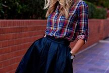 match navy skirt