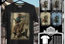 Kaos Cowboy | western | The wild Wild west |  Cowboy | western | The wild Wild west T-shirt