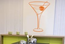 Commercial / Great for Businesses and Offices - adds a fun twist to the humdrum of a work day or livens up the surface to create a fun space and atmosphere. Possibilities include: Commercial, Office, Restaurant, Businesses, Cafe, Bars, Workspace, Waiting Room, Clinic, Hospital, Dental, Medical, Teacher, Classroom, Daycare, etc