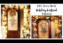 Wreath & Garland Designing