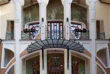 Art Nouveau Architecture and Design