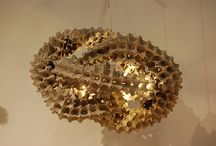 Skulptur ideer / Æggebakker
