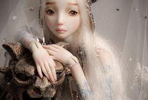 Fantastical Doll Figurines
