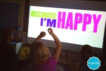 brain breaks in kindergarten / by Lisa Fickel