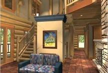 Maisons et chalets bois