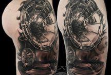 B/g generals / General subjects in b/g By Noa Yannì tattoo artist