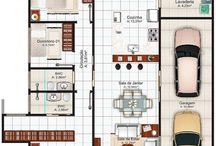 Casas, Arquitetura, Construção...