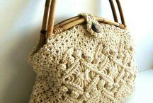 Μακραμέ τσάντα. / Πολλά και όμορφα σχέδια για να πλέξετε,με κλωστές μακραμέ. Για υλικά Γιούλη Μαραβέλη τηλ 2221074152