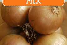 Mixes for cooking