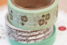 Washi Paper Tapes