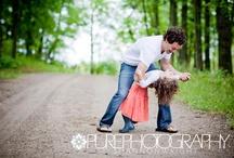Daddy daughter dance photo ideas / by Jennifer Gordon