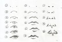 Draw noses