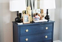 Entryway / This board features colorful, bold, chinoiserie-inspired entryway designs.