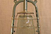 Lamps, lanterns