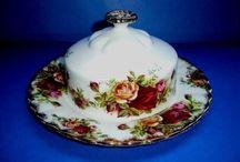 Royal Albert Old Country Roses / Virtuális gyűjteményem.