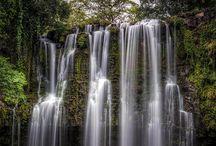 Waterfalls / Waterfalls / by Glenda Sexton