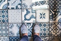 When your feet meet nice floors / #ihavethisthingwithfloors