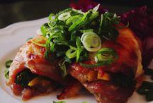 How to make Teriyaki Garlic Chicken.