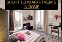 Monthly Luxury Apartment Rentals In Rome / All are advanced-fitted with all the luxuries and are designed keeping in mind the aesthetics by skilled professionals. Monthly Luxury Apartment Rentals In Rome provide you with all the luxuries of internet access, well decorated interiors, big and well-furnished kitchens and rooms.