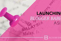 Blogger Babes | E V E N T S / Blogger Babes events, events for bloggers, events for influencers, webinars, blogger meetups