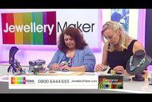 jewelry maker : polymer videos