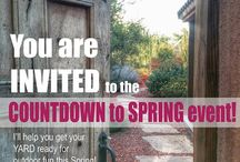 Countdown To Spring!