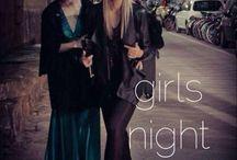 Flora Lastraioli Girls night out  / slipdress by Flora Lastraioli... a short night story