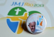 JMJ 2013 / Have you ever been to a WYD?  Life, work, and spirituality.