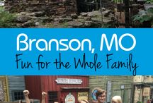 Missouri - The Show Me State / Whether you are planning a family vacation to Brandson or the many natural wonders this state has to offer, there is plenty to see and do in Missouri.