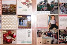 MY OWN PROJECT LIFE 2013 + 2014 / My Project Life pages.