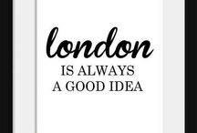 London is always a good idea