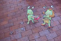 Art al carrer / by Marta Batalla