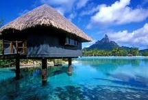 Travel bucket list / If money and time were in abundance, this is where I would be!