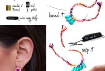 Ear rings ❤