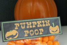 Everything Pumpkin! / Recipes, decor